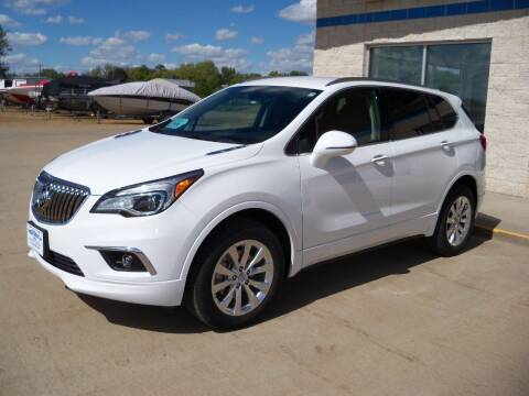 2017 Buick Envision for sale at Tyndall Motors in Tyndall SD