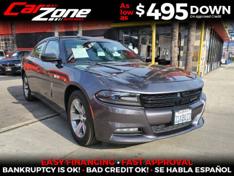 2016 Dodge Charger for sale at Carzone Automall in South Gate CA