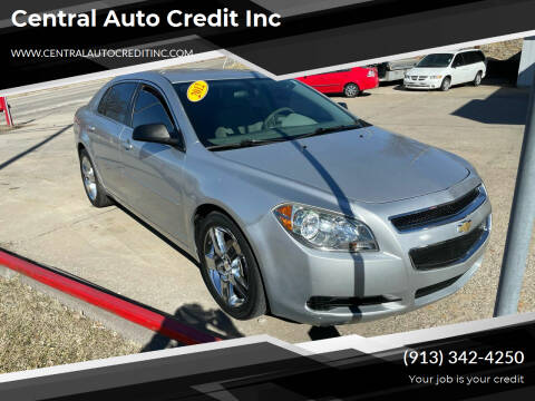 2012 Chevrolet Malibu for sale at Central Auto Credit Inc in Kansas City KS