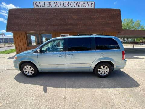 2010 Chrysler Town and Country for sale at Walter Motor Company in Norton KS