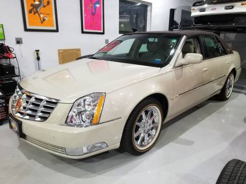 2011 Cadillac DTS for sale at Great Lakes Classic Cars & Detail Shop in Hilton NY