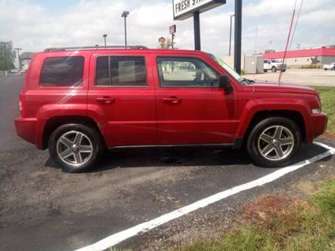 2010 Jeep Patriot for sale at Automart 150 in Council Bluffs IA