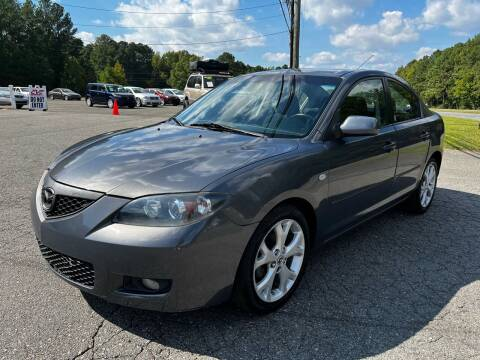2009 Mazda MAZDA3 for sale at CVC AUTO SALES in Durham NC
