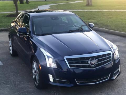 2014 Cadillac ATS for sale at Hadi Motors in Houston TX