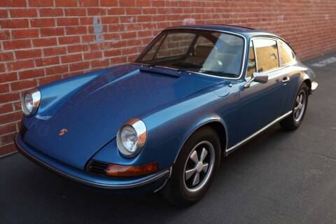 1973 Porsche 911 for sale at NJ Enterprises in Indianapolis IN