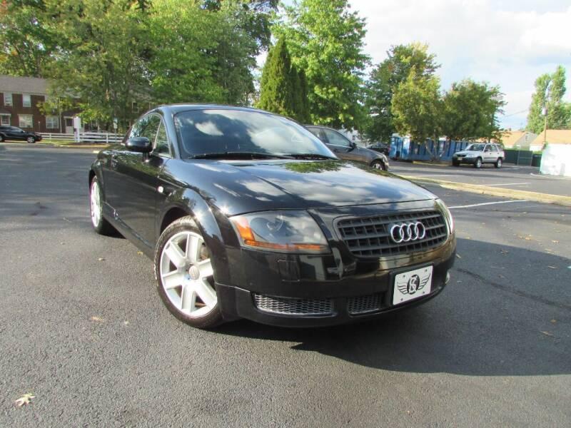 2003 Audi TT for sale at K & S Motors Corp in Linden NJ