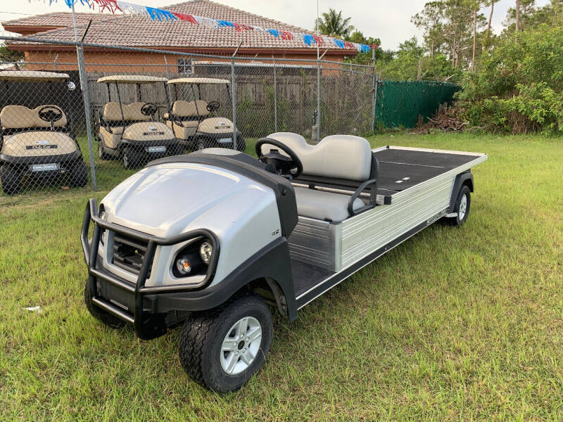 2016 Club Car Carry All 900 for sale at Key Carts in Homestead FL