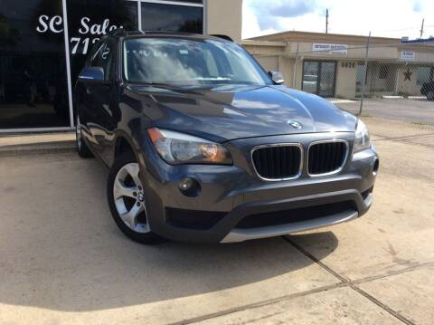 2014 BMW X1 for sale at SC SALES INC in Houston TX