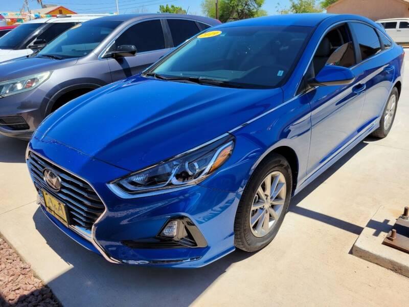 2019 Hyundai Sonata for sale at A AND A AUTO SALES in Gadsden AZ