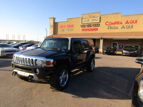 2008 HUMMER H3 for sale at Import Motors in Bethany OK