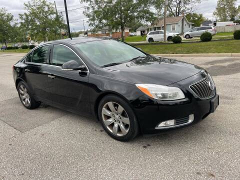 2009 Buick LaCrosse for sale at Via Roma Auto Sales in Columbus OH