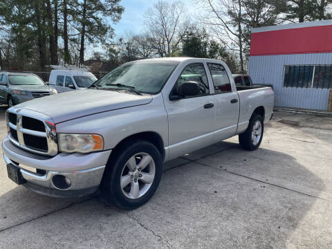 2005 Dodge Ram Pickup 1500 for sale at Baton Rouge Auto Sales in Baton Rouge LA