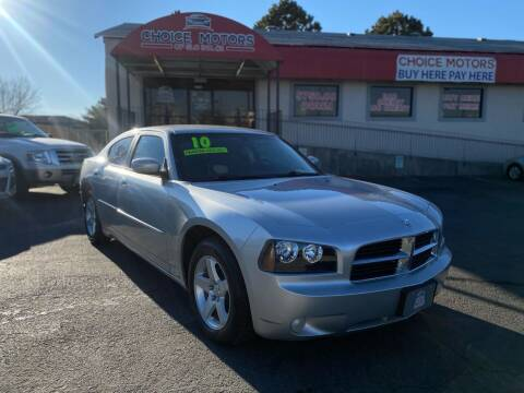 2007 Dodge Charger for sale at Choice Motors of Salt Lake City in West Valley  City UT