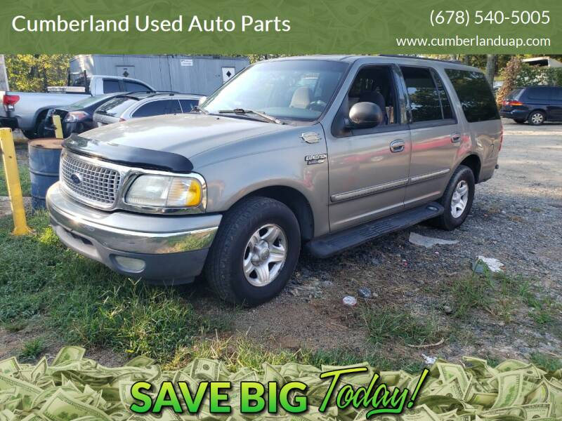 1999 Ford Expedition for sale at Cumberland Used Auto Parts in Marietta GA