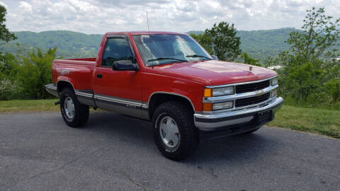 1998 Chevrolet C/K 1500 Series for sale at Rare Exotic Vehicles in Weaverville NC
