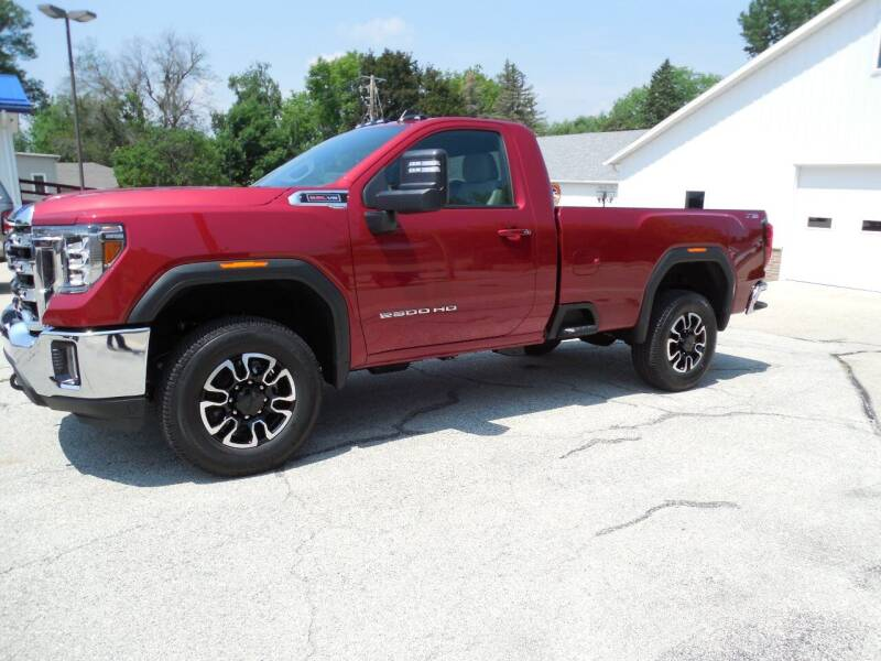 2020 GMC C/K 2500 Series for sale at Streich Motors Inc in Fox Lake WI