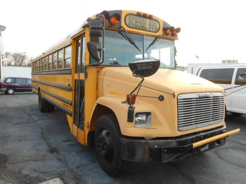 2003 Freightliner FS65 Chassis for sale at Integrity Auto Group in Langhorne PA