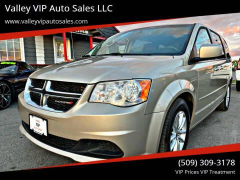 2014 Dodge Grand Caravan for sale at Valley VIP Auto Sales LLC in Spokane Valley WA