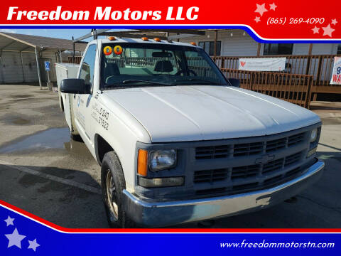 2000 Chevrolet C/K 2500 Series for sale at Freedom Motors LLC in Knoxville TN
