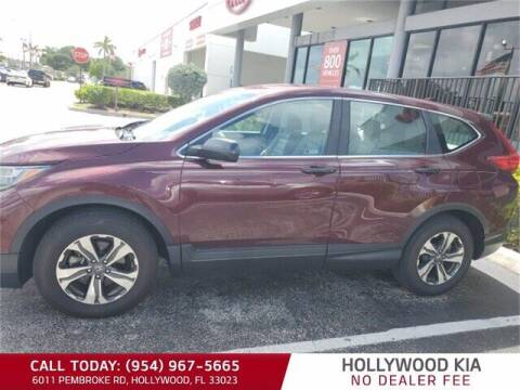 2019 Honda CR-V for sale at JumboAutoGroup.com in Hollywood FL