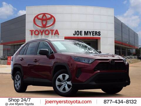 2020 Toyota RAV4 for sale at Joe Myers Toyota PreOwned in Houston TX