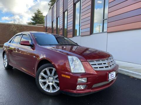 2006 Cadillac STS for sale at DAILY DEALS AUTO SALES in Seattle WA
