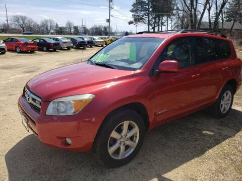 2007 Toyota RAV4 for sale at Northwoods Auto & Truck Sales in Machesney Park IL