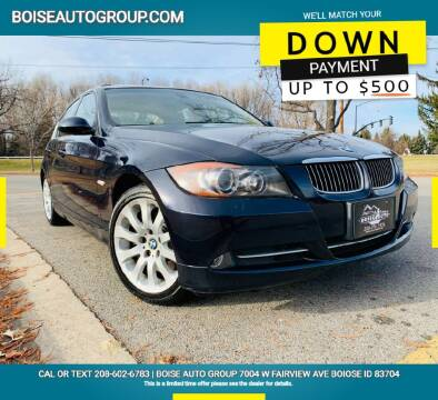 2007 BMW 3 Series for sale at Boise Auto Group in Boise ID