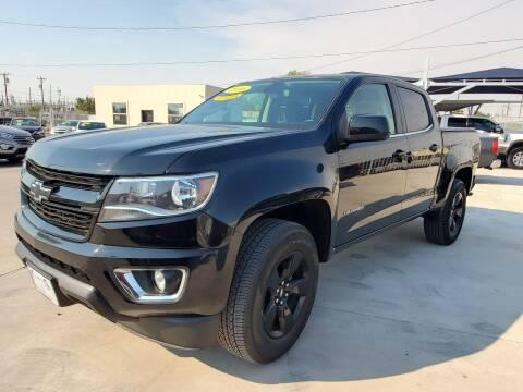 2016 Chevrolet Colorado for sale at Hugo Motors INC in El Paso TX