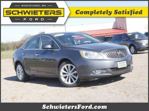 2013 Buick Verano for sale at Schwieters Ford of Montevideo in Montevideo MN
