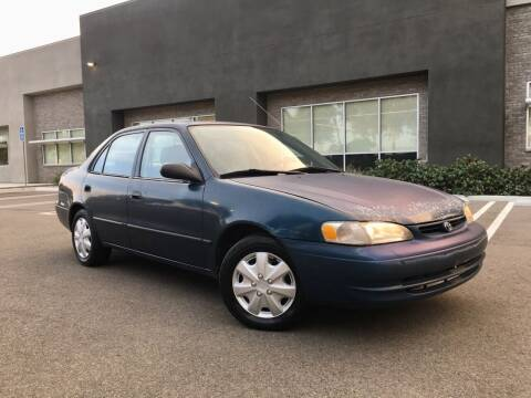 1998 Toyota Corolla for sale at San Diego Auto Solutions in Escondido CA