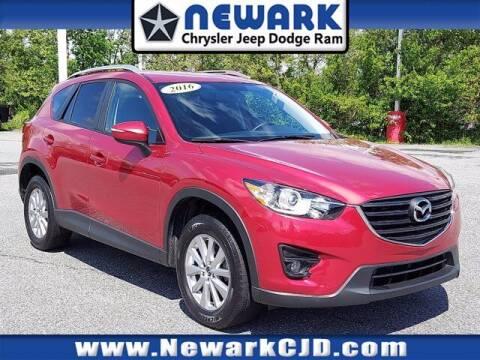 2016 Mazda CX-5 for sale at NEWARK CHRYSLER JEEP DODGE in Newark DE