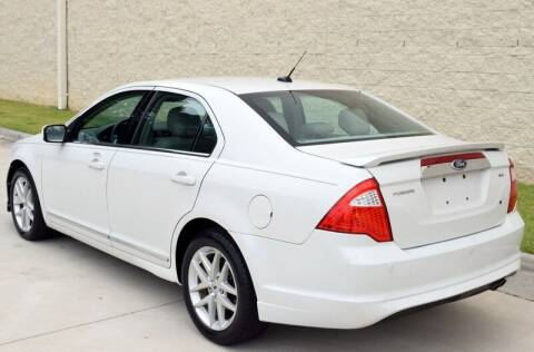 2012 Ford Fusion for sale at Raleigh Auto Inc. in Raleigh NC