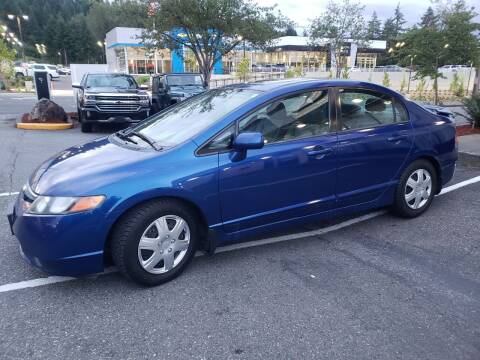 2007 Honda Civic for sale at Painlessautos.com in Bellevue WA