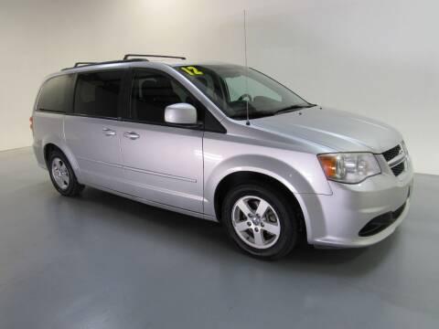 2012 Dodge Grand Caravan for sale at Salinausedcars.com in Salina KS