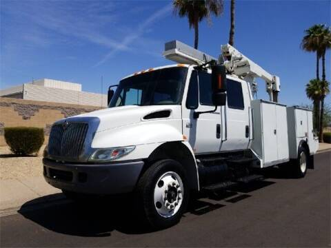 2005 International DuraStar 4300 for sale at SULLIVAN MOTOR COMPANY INC. in Mesa AZ