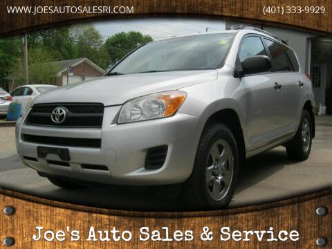 2010 Toyota RAV4 for sale at Joe's Auto Sales & Service in Cumberland RI