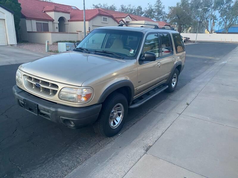 2000 Ford Explorer for sale at EV Auto Sales LLC in Sun City AZ