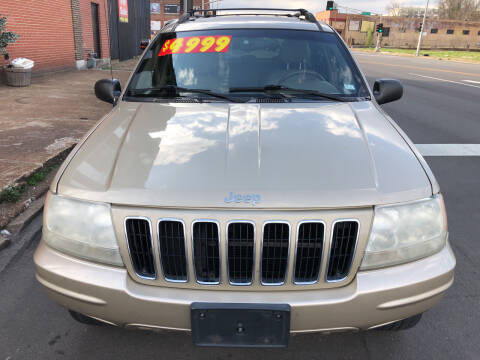 2001 Jeep Grand Cherokee for sale at STL AutoPlaza in Saint Louis MO