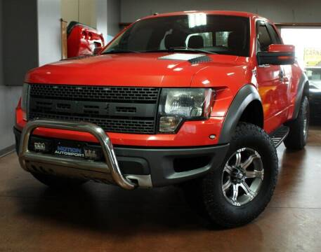 2010 Ford F-150 for sale at Motion Auto Sport in North Canton OH