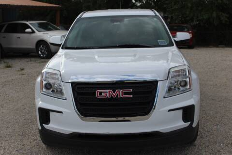 2017 GMC Terrain for sale at Bailey & Sons Motor Co in Lyndon KS