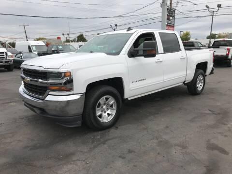 2018 Chevrolet Silverado 1500 for sale at KAP Auto Sales in Morrisville PA