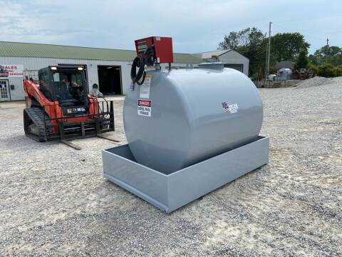 2022 4Fuel 838 Gallon Fuel Storage Tank for sale at Ken's Auto Sales & Repairs in New Bloomfield MO