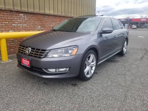 2012 Volkswagen Passat for sale at Harding Motor Company in Kennewick WA