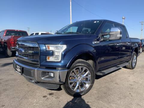 2015 Ford F-150 for sale at Superior Auto Mall of Chenoa in Chenoa IL