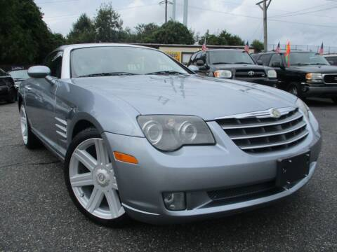 2005 Chrysler Crossfire for sale at Unlimited Auto Sales Inc. in Mount Sinai NY