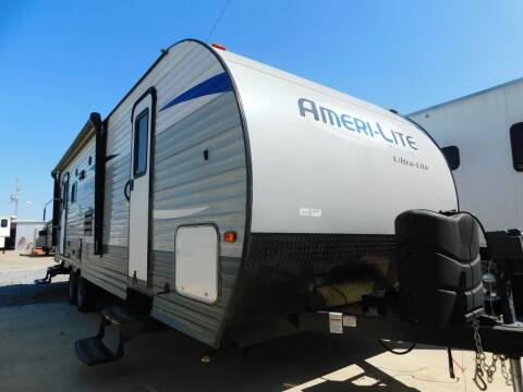 2018 Gulf Stream Ameri-Lite 250RL for sale at Motorsports Unlimited in McAlester OK
