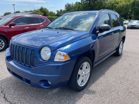 2009 Jeep Compass for sale at Blake Hollenbeck Auto Sales in Greenville MI