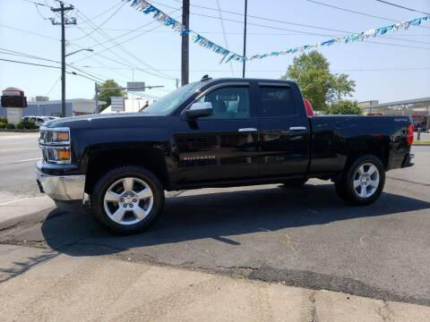 2015 Chevrolet Silverado 1500 for sale at Messick's Auto Sales in Salisbury MD