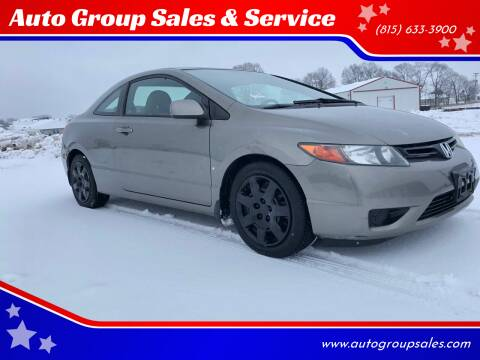2006 Honda Civic for sale at Auto Group Sales in Roscoe IL
